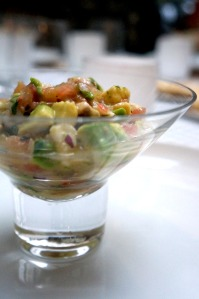 Mexican Fish Ceviche by LizOlivo.com