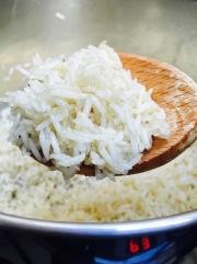 Riz pilaf frit